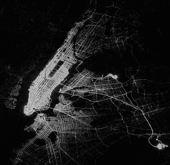 Mapping NYC Taxi Data | Daniel Forsyth